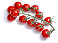 Cherry Tomatoes On Vine, Paths