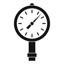 Manometer Or Pressure Gauge Ic...