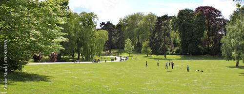 Fotografie, Obraz  Roubaix - Parc Barbieux / Métropole Lilloise (France)
