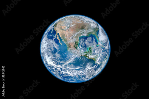 Keuken foto achterwand Nasa Earth - High resolution beautiful art presents planet of the solar system. This image elements furnished by NASA