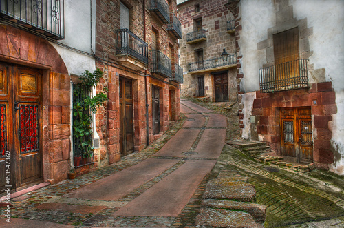 turismo rural en españa Fototapeta