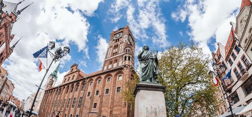 Torun City. Poland