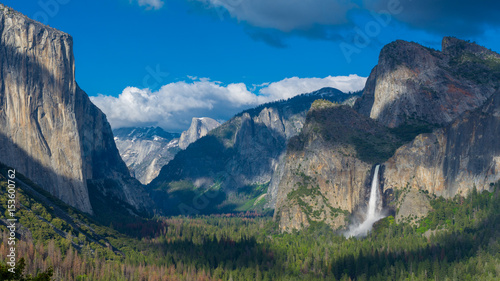 Yosemite Valley Wallpaper Mural