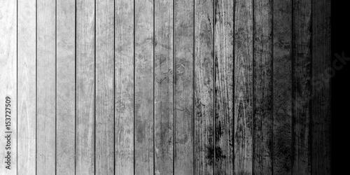 lamelles de bois, teintes grises