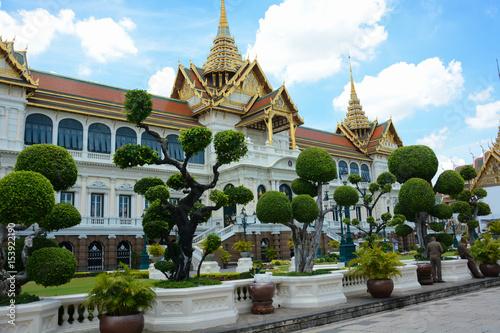 Grand Palace Bangkok Poster