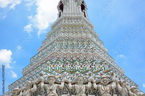 Wat Arun Temple Bangkok Poster
