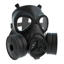 3d Illustration Of A Gas Mask