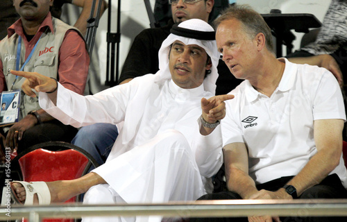 Sean O'Driscoll, manager of England's Nottingham Forest, is