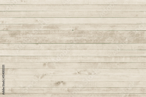 Poster Bois Light wood texture background surface with old natural pattern. White grunge surface rustic wooden table top view