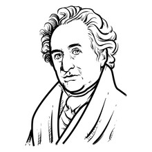 Johann Wolfgang Von Goethe Han...