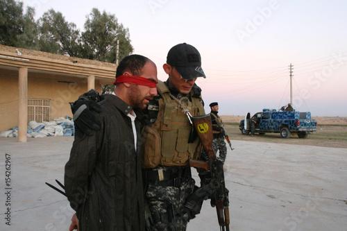 Teen girls in Tikrit