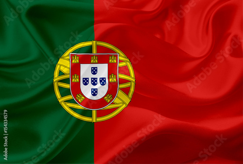 flag-of-portugal-with-waving-fabric-texture