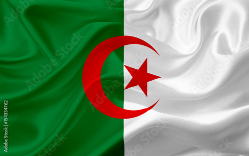 flag-of-algeria-with-waving-fabric-texture