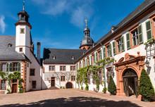 Kloster In Seligenstadt Main