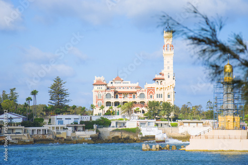 Photo Montaza Palace in Alexandria, Egypt