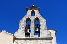Clocher église Saint-Sébasti...