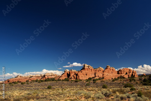 Fotobehang Natuur Park Arches National Park in Utah, USA