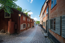 Skansen Open-air Museum In Sto...