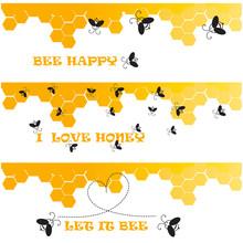 Bee Web Headings