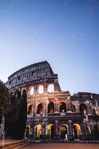 Fényképezés  Colosseum in Rome