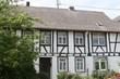 Fachwerkhaus im Hunsrück