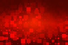 Red Brown Black Glowing Variou...