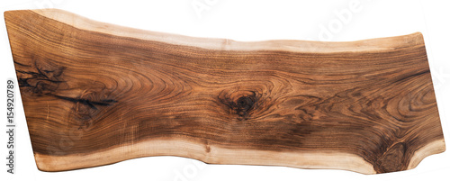 Türaufkleber Holz Nutwood slab.