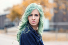 Trendy Hairstyle Ideas. Young ...
