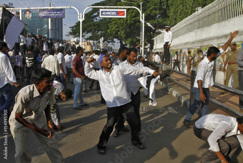Image result for u.s. consulate chennai protest