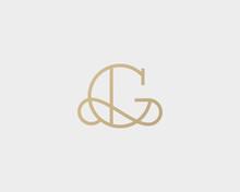 Elegant Line Curve Vector Logo...