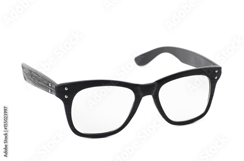 Fotografía  Pair of optical glasses isolated