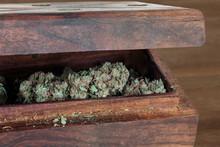 Marijuana Strains Into An Half...