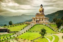 Buddha Park, Rabangla, Sikkim