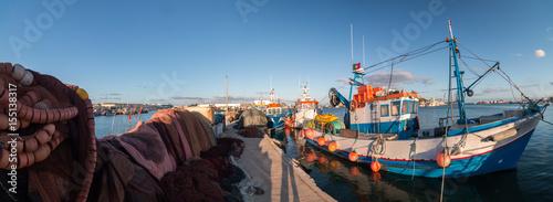 Fotografia Traditional fishing boats