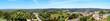 Panorama von Odemira im Alentejo / Portugal