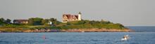 Nobska Lighthouse Is Located O...