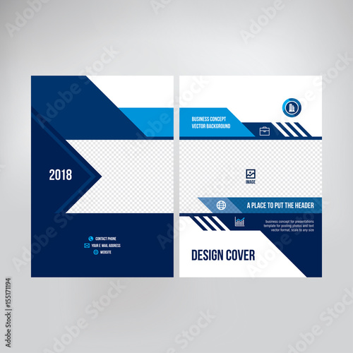 cover for catalogue brochure booklet leaflet graphic template