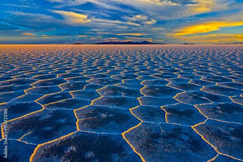 Fotografie, Obraz  Lagoon Bolivia
