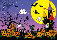 ハロウィン・かぼちゃ...