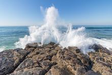 Wave Spary
