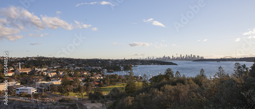 Canvas Prints Historical buildings Skyline Sydney Australia