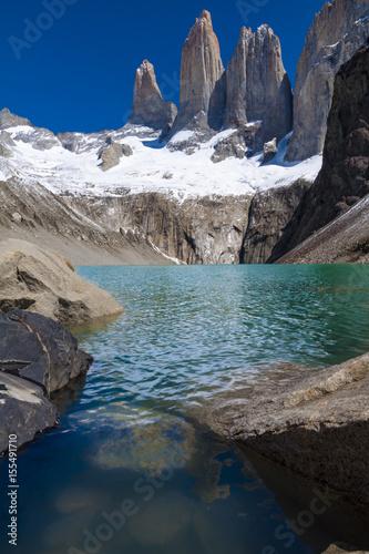Torres del Paine, Chile, Patagonia