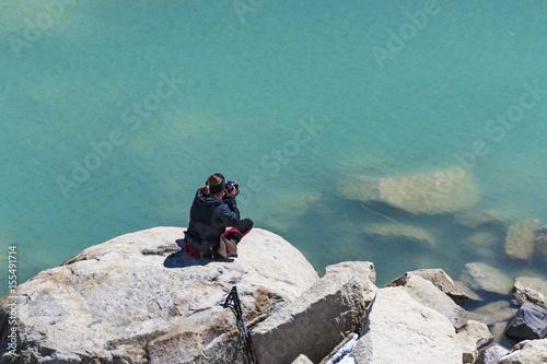 Photo  Torres del Paine, Chile, Patagonia