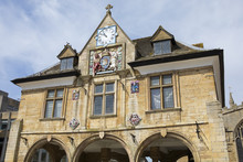Peterborough Guildhall In The UK
