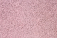 Pink Cement Wall Texture Background