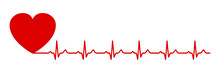Heart Pulse, One Line - For St...