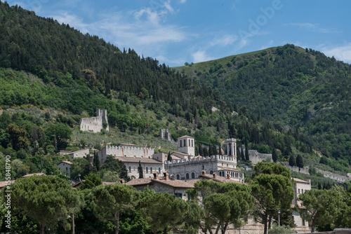 Foto op Canvas Guilin Hills of Brescia