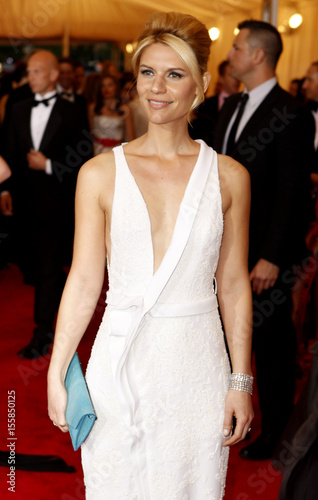 204cb40a8d5 Actress Claire Danes arrives at the Metropolitan Museum of Art Costume  Institute Benefit in New York