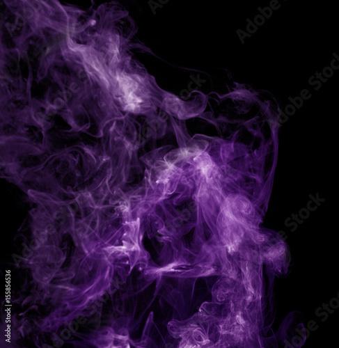 Plakat Streszczenie dymu.