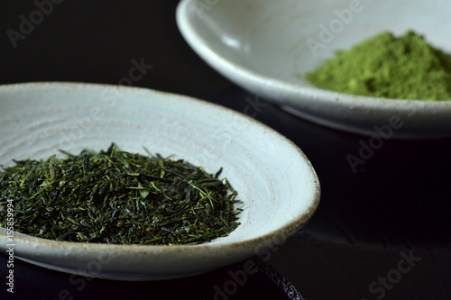 日本茶 新茶の煎茶